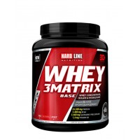 Hardline Whey 3Matrix Base 908gr